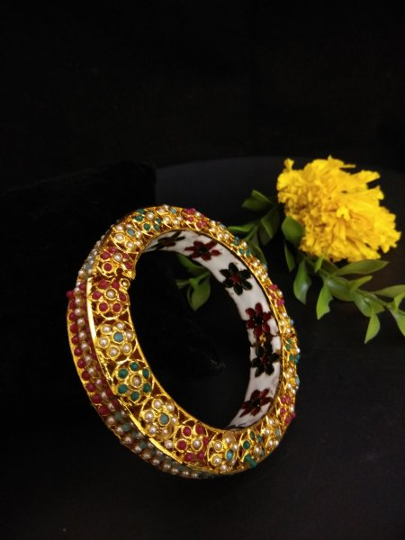 Beautiful Jadau Bangle